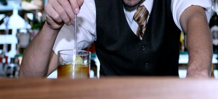 selezione corso sala bar