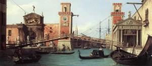 conferenza su l'arsenale di venezia