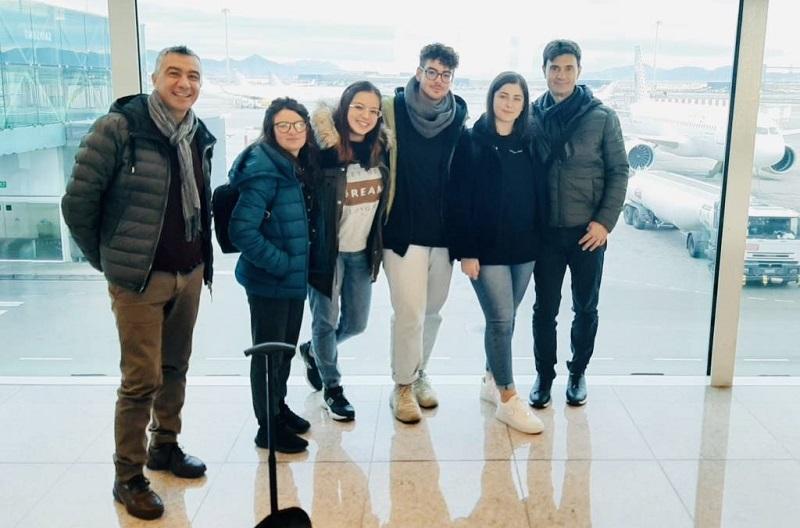 A Barcellona con 'Natale in Europa'