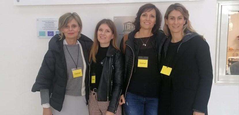 Buone pratiche a Malta con l'Erasmus